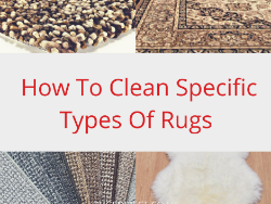 How To Clean Specific Types Of Rugs Rugs Direct