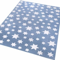 Cosmic Glamour 0705-03 Blue Rug