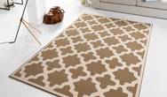 Capri Noble Taupe Cream Rug