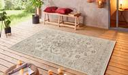 Beach Navarino Cream Taupe Rug