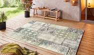 Beach Symi Green Rug
