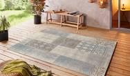 Beach Symi Blue Rug