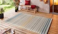 Beach Paros Blue Multi Rug