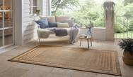 Forest Limonero Beige Brown Rug
