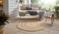 Forest Almendro Beige Brown Rug