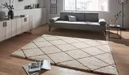 Allure Feel Brown Rug