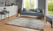 Allure Life Grey Cream Rug