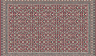 Kasbah Red 12176-474 Rug