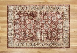 Alhambra 6549A Red Rug