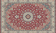 Kasbah Red 12217-474 Rug