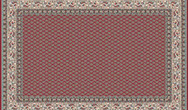Kasbah Red 12264-474 Rug