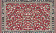 Kasbah Red 12311-474 Rug