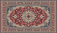 Royal Red 1560-507 Rug