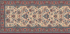Royal Red 1561-505 Rug