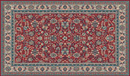 Royal Red 1561-507 Rug