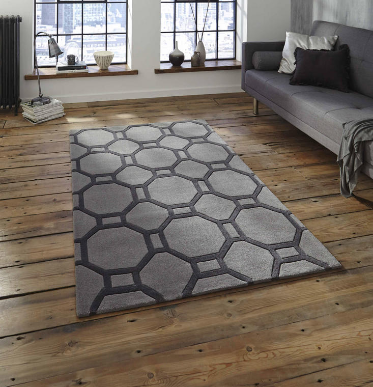 Nobel House 4338 Grey Rug
