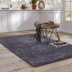 Cosy Glamour 0400 92 taupe Grey Rug