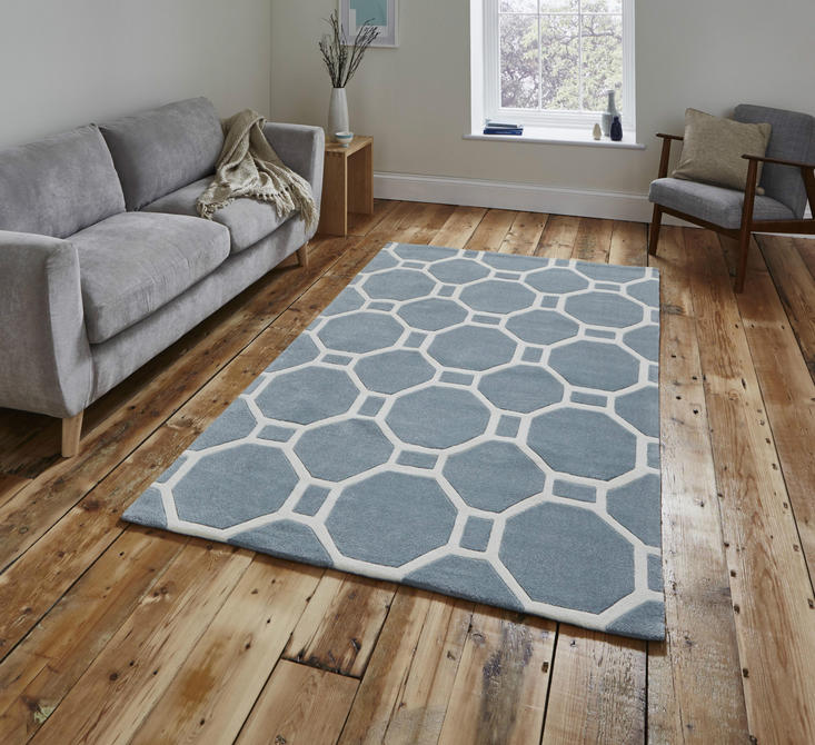 Nobel House 4338 Light Blue Rug