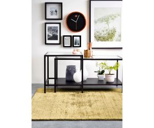 Delano Burnished Gold Rug