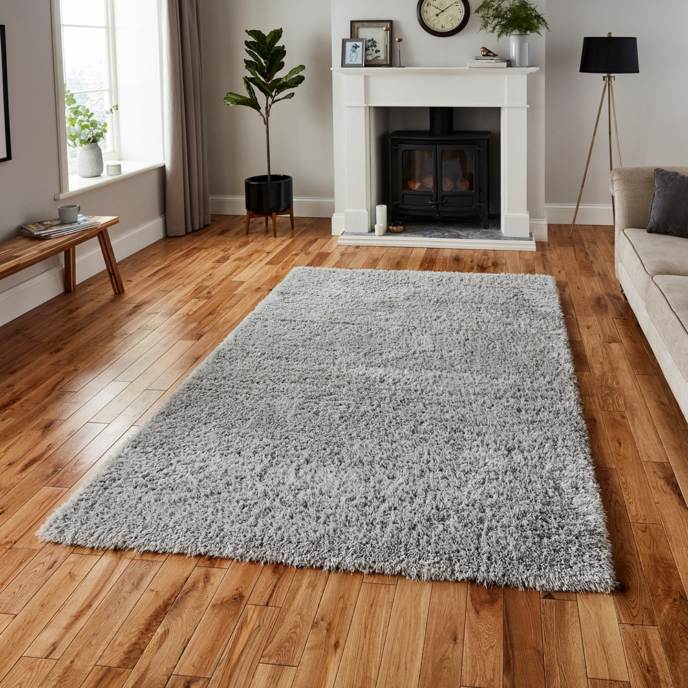 Repreve Recycled Grey Rug
