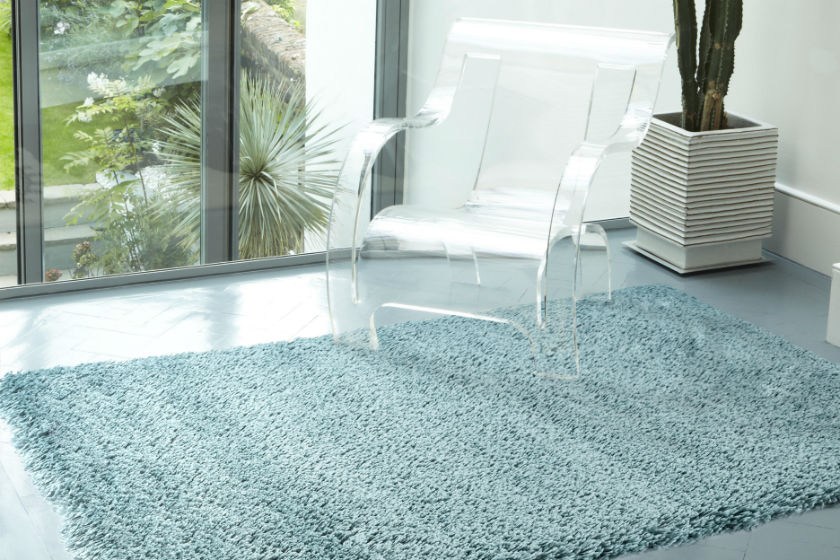 Plantation Offer Blue Purity Rug