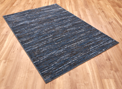 Strata 15002 4272 Blue Brown Rug