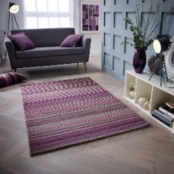 Carter Berry Purple Rug