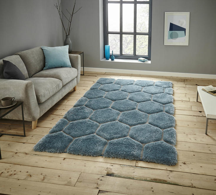 Nobel House 30782 Blue Rug