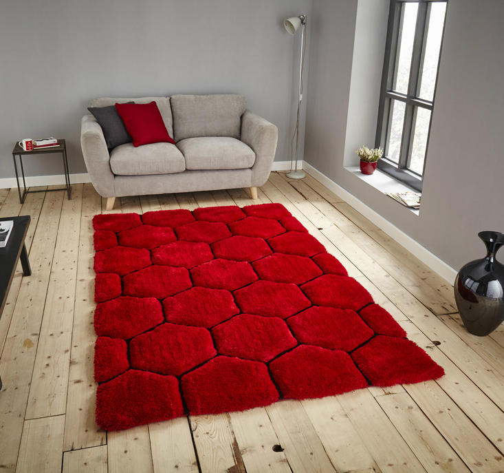 Nobel House 30782 Red Rug