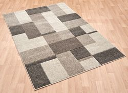 Couture Cou 14 Blocks Taupe Rug