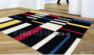 Coloured Cubes 3134-71 Rug