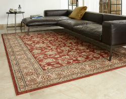 Royal Red 1637-525 Rug