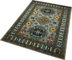 Colorful Marrakesh Majorelle 1134 071 Rug