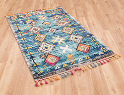 Royal Marrakech 2207B Dark Turquoise Rug