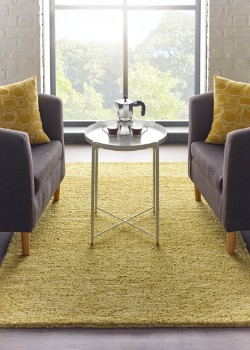 Country Tweed Burnished Gold Rug