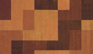 Logarithm 4073/36 Brown Rug