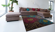 Tropical Passion Rugs