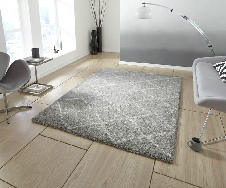 Royal Nomadic 5413 Grey Cream Rug