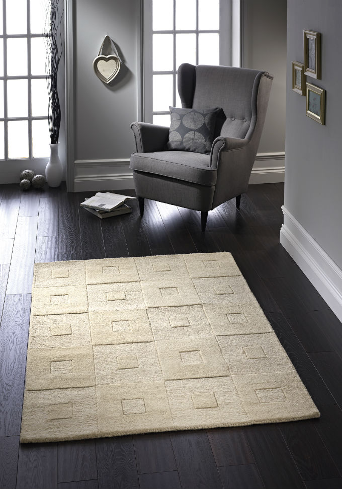 Manhatton Ivory Rug