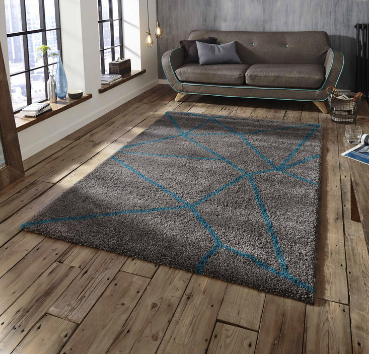 Royal Nomadic 5746 Grey Blue Rug