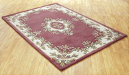 Royal Indian Rose Rug
