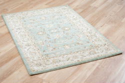 Ziegler 7709 Light Green Cream Rug