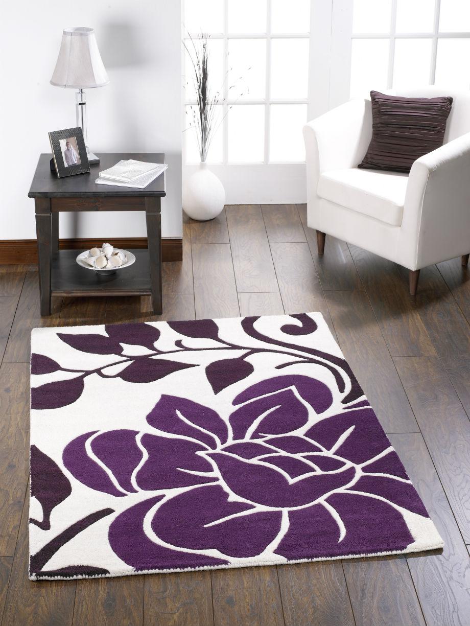 High Quality Purple Rugs Direct