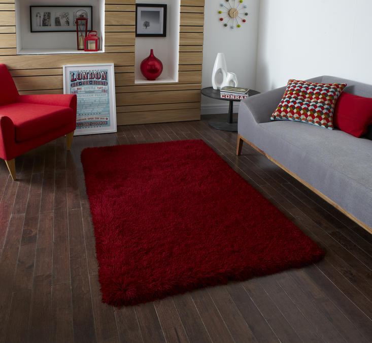 Monte Carlo Red Rug