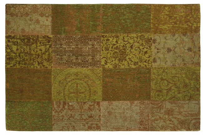 Vintage 8018 light green Rug