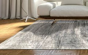 Mad Men Griff 8420 Jersey Stone Rug