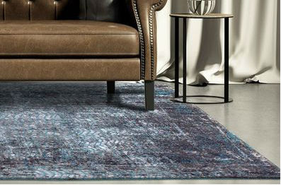 Mad Men Brooklyn Blue 8424 Rug
