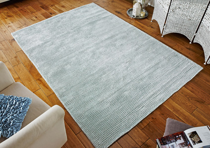 Conran Duck Egg Blue Rug