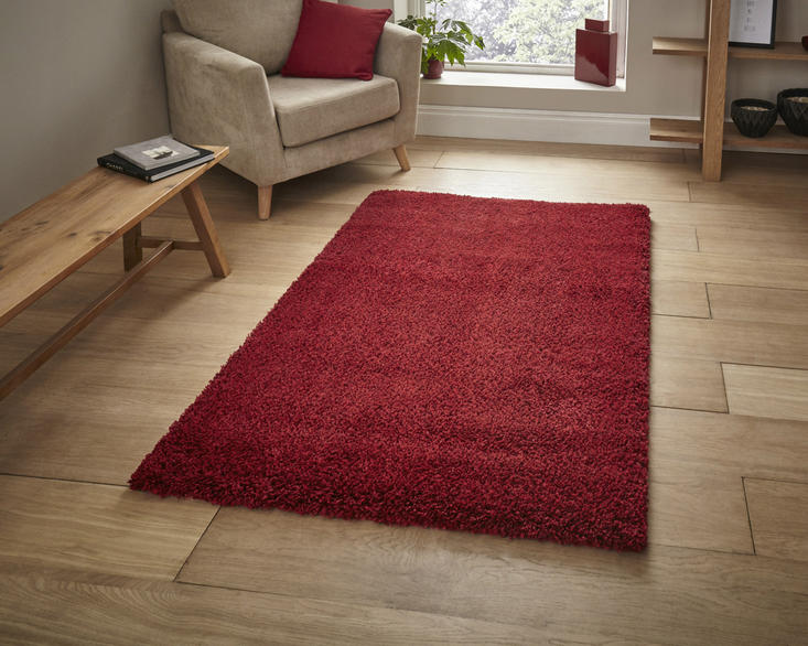 Loft 01810A Red Rug