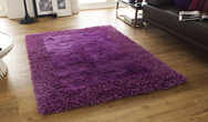 Sable 2 Purple Rug